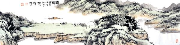 国画家魏杰 文/章春辉-榆林114黄页