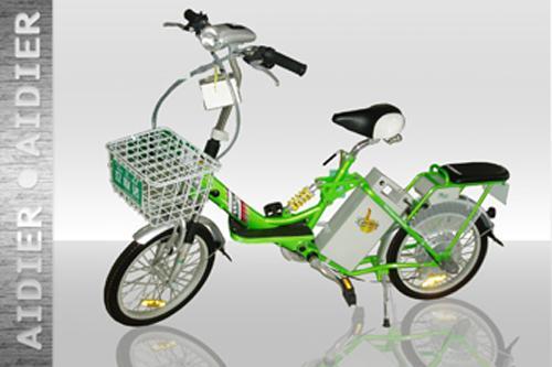 时代超人(踏板型)-电动自行车-榆林飞鸽自行车总代理