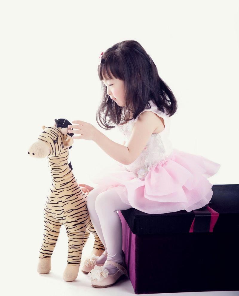 快乐小公主_儿童摄影