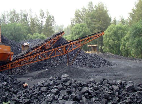 横山波罗镇二十磕煤矿